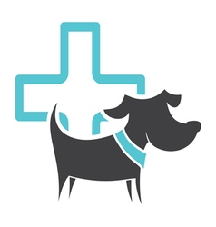 Animals - first aid vector image