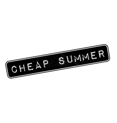 Cheap Summer rubber stamp vector