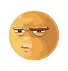 Glaring emotion vector