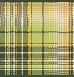 green beige pixel check fabric texture seamless vector image