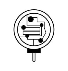 Technical data processor linear vector