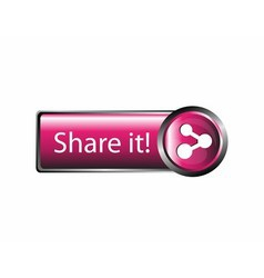 Share it icon vector