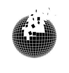 Sphere disintegration vector