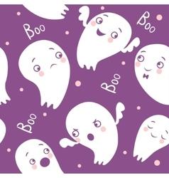 Cartoon bring on a Halloween theme vector