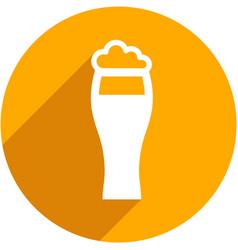 flat food icon vector image