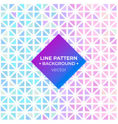 Line pattern background vector