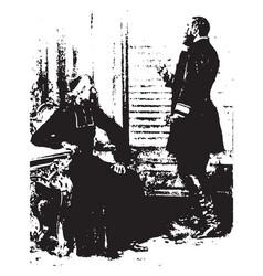 Maximilian vintage vector