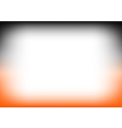 Orange Black Copyspace Background vector