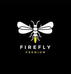 firefly logo icon vector image