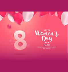 International womens day 8 vector