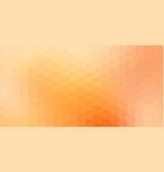 abstract hexagonal background geometric vector image