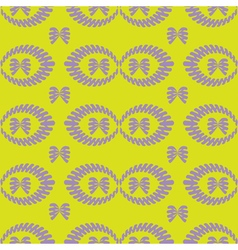 seamless background with abstract pattern vector image