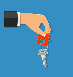 purchase or rental real estate concept vector image