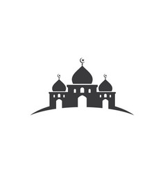 moslem icon vector image