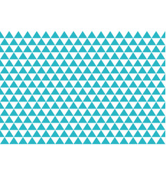 blue abstract triangles retro paper pattern vector image
