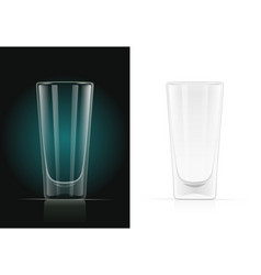Juice glass drinks glassware vector