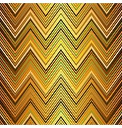Seamless golden striped pattern vector