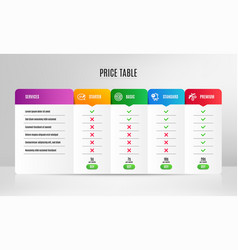 time management targeting and message icons set vector image