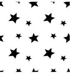 modern geometric star pattern star pattern vector image