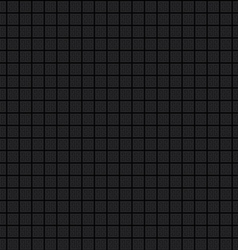 Black Chinese pattern background vector image