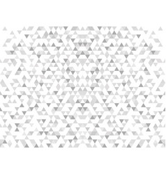 abstract modern triangle pattern gradient gray vector image