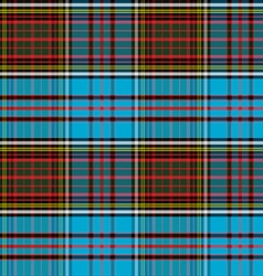 Tartan Clan Anderson seamless pattern vector image