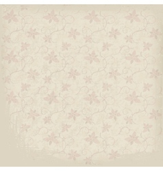 Old Ornamental Paper Background vector image vector image