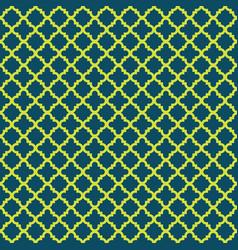 Arabic seamless geometric pattern for wallpaper vector