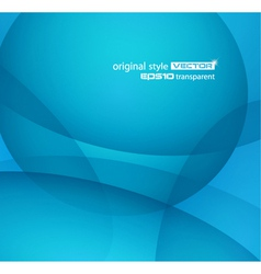 corporate brochure cover vector image