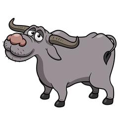 Buffalo vector image
