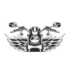 sketch moto vector image