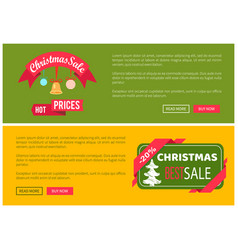 Premium quality hot price christmas sale card vector