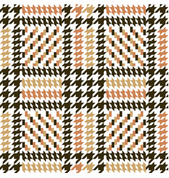 check fashion seamless pattern vector image