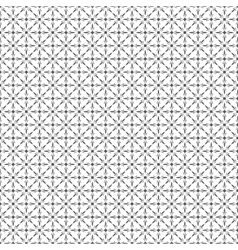 Modern seamless abstract geometric pattern can vector
