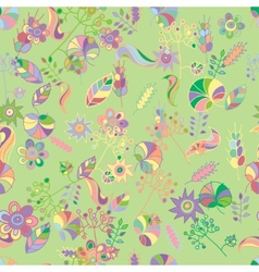 Seamless pattern Abstract seamless background vector image vector image
