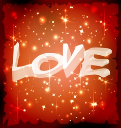 love background 1 vector image vector image