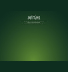 abstract of gradient green background vector image