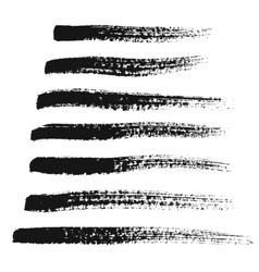 Brush Strokes vector