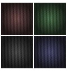 Corduroy fabric texture vector