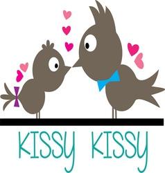 Kissy vector