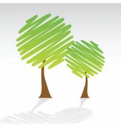 Tree sketch vector