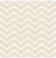 Abstract geometric lace seamless pattern vector
