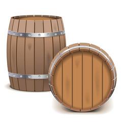 Barrels vector
