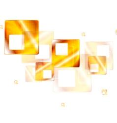 Bright tech design vector image