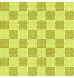 Colored retro geometric seamless pattern vector
