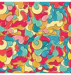 Psychedelic marmalade vector image