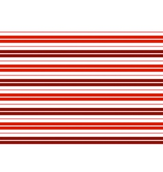 Red white stripes background vector