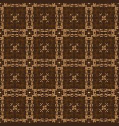 Unique batik motifs as a traditional java clothes vector