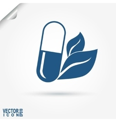 Capsule eco medicament vector