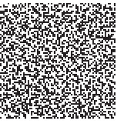 digital pixel noise pattern vector image